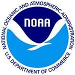 National Oceanice and Atmospheric Administration logo